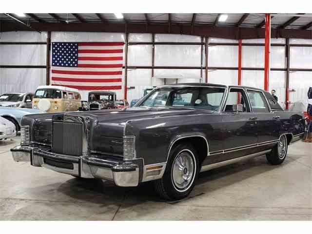 1979 Lincoln Town Car | 1032254