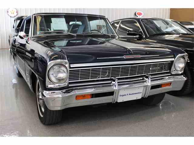 1966 Chevrolet Nova   1032261
