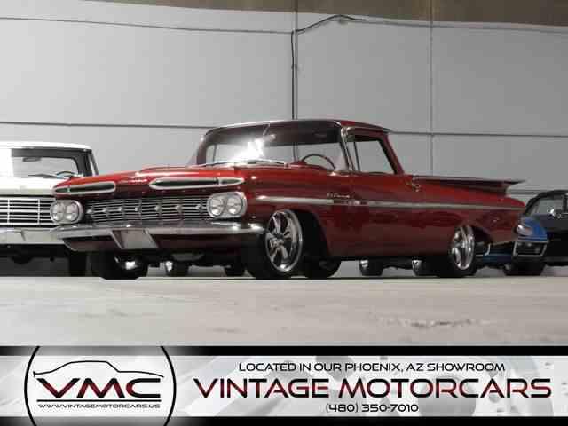 1959 Chevrolet El Camino | 1032265