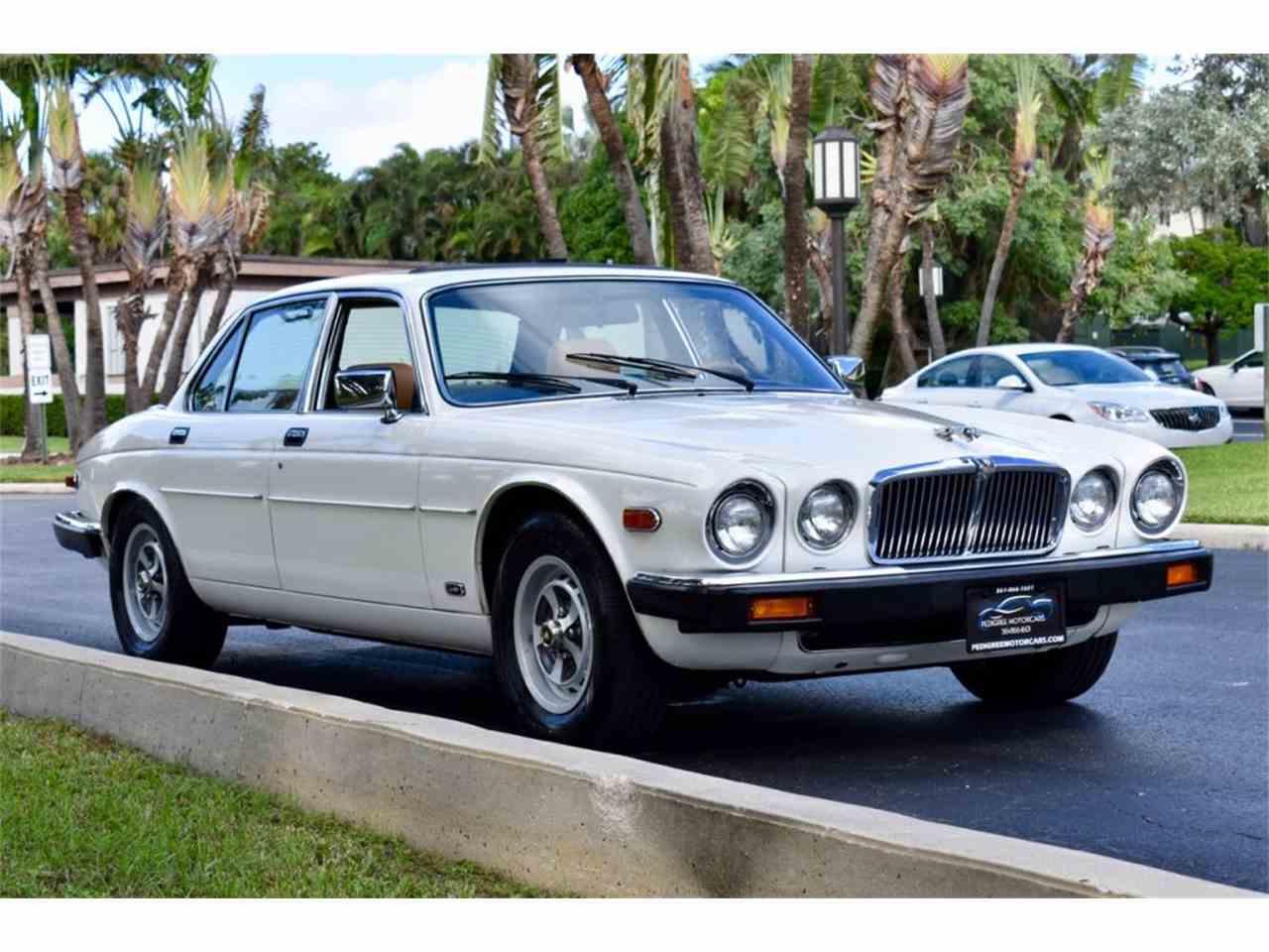 1985 Jaguar XJ6 for Sale   ClassicCars.com   CC-1032275