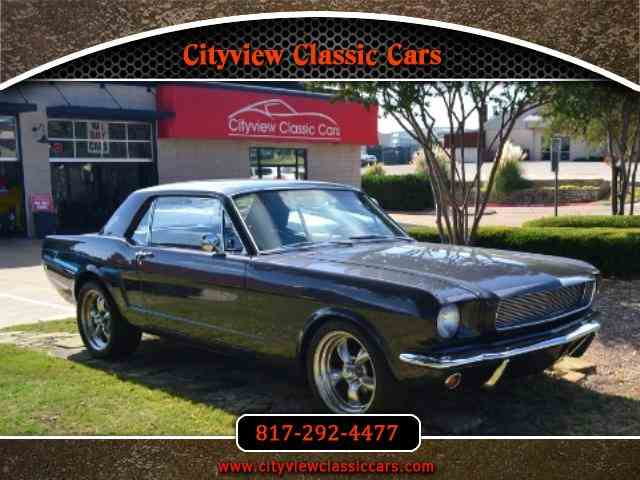 1966 Ford Mustang | 1032276