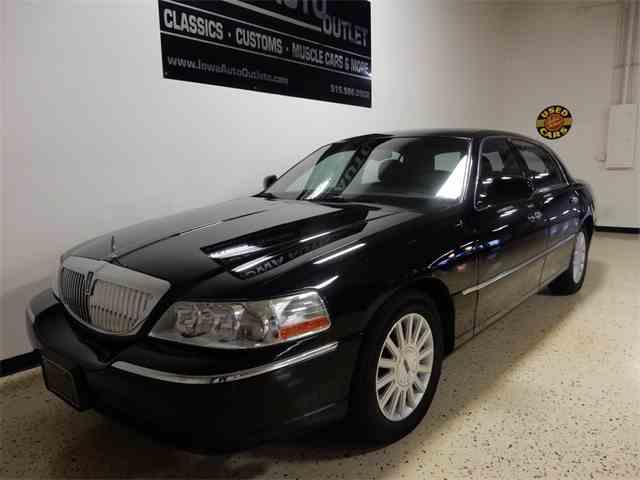 2003 Lincoln Town Car | 1032277
