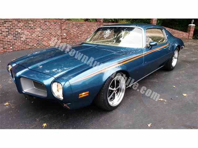 Picture of '70 Firebird - M4IF