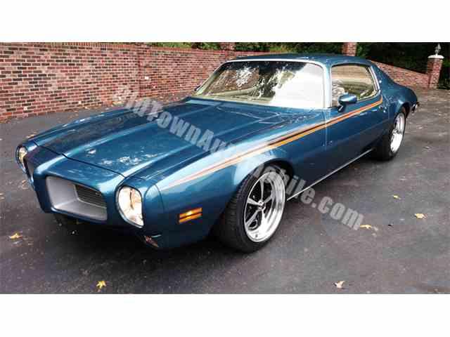 1970 Pontiac Firebird | 1032279