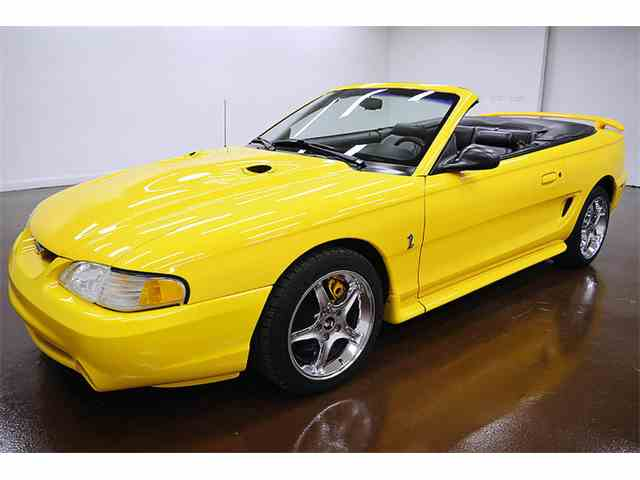 1998 Ford Mustang Cobra | 1030228