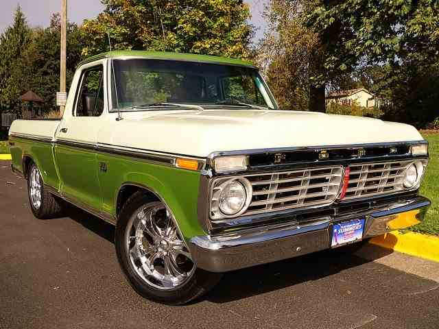 1973 Ford F150 | 1032280