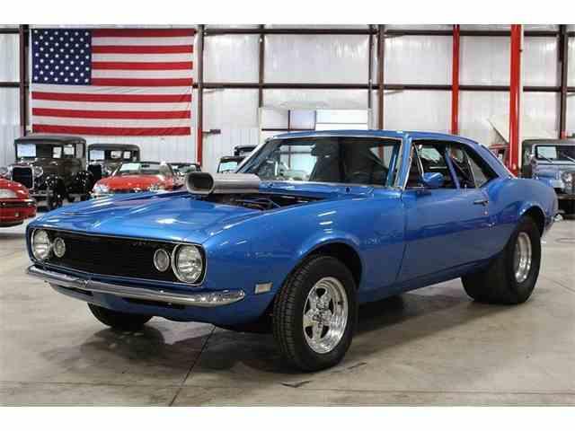 1967 Chevrolet Camaro | 1032291