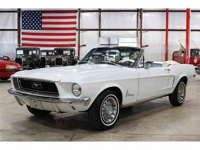 1968 Ford Mustang | 1032292