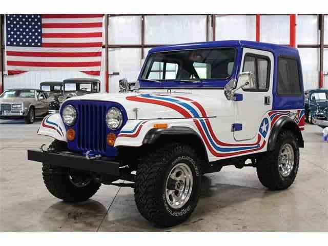 1979 Jeep CJ5 | 1032297