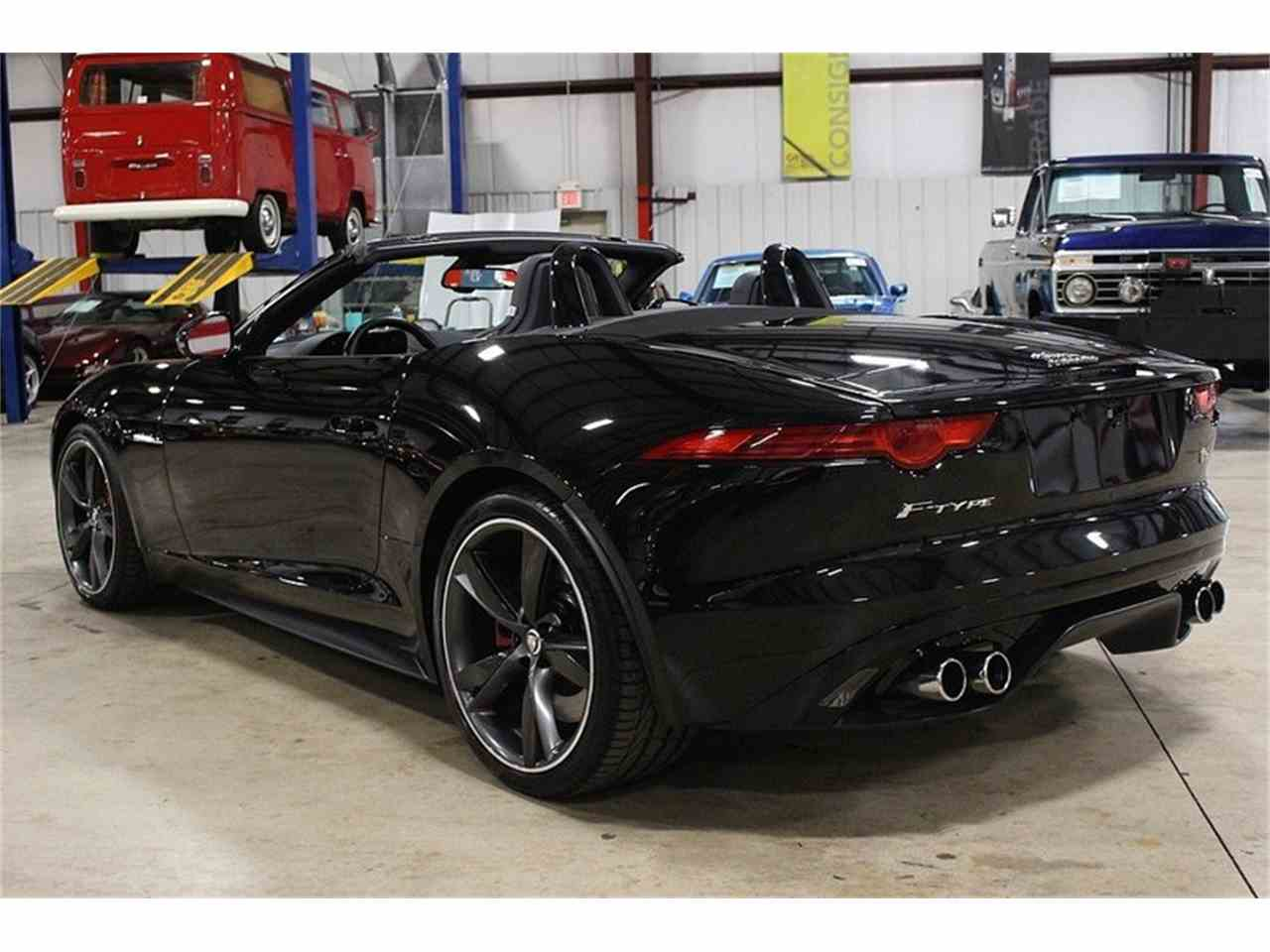 2014 jaguar f type for sale cc 1032298. Black Bedroom Furniture Sets. Home Design Ideas
