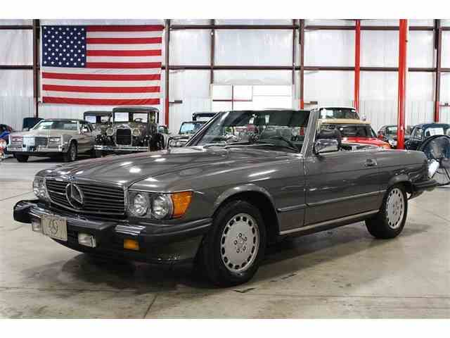 1987 Mercedes-Benz 560SL | 1032302