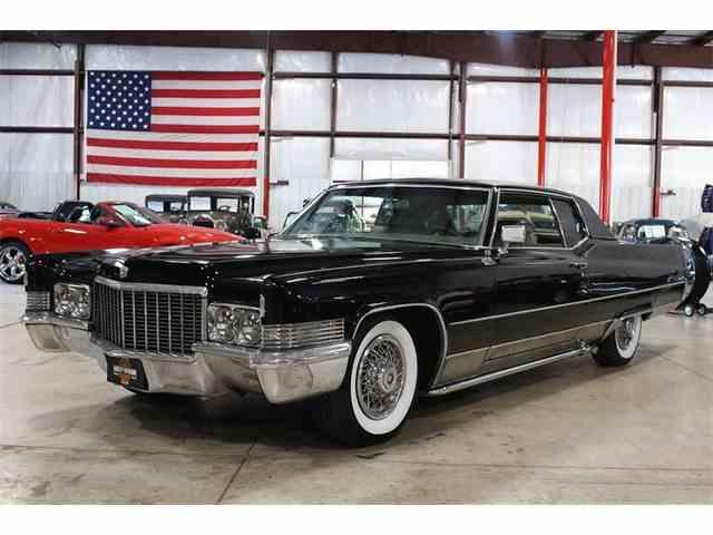 1970 Cadillac DeVille | 1032303