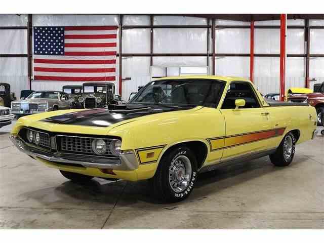 1971 Ford Ranchero | 1032307