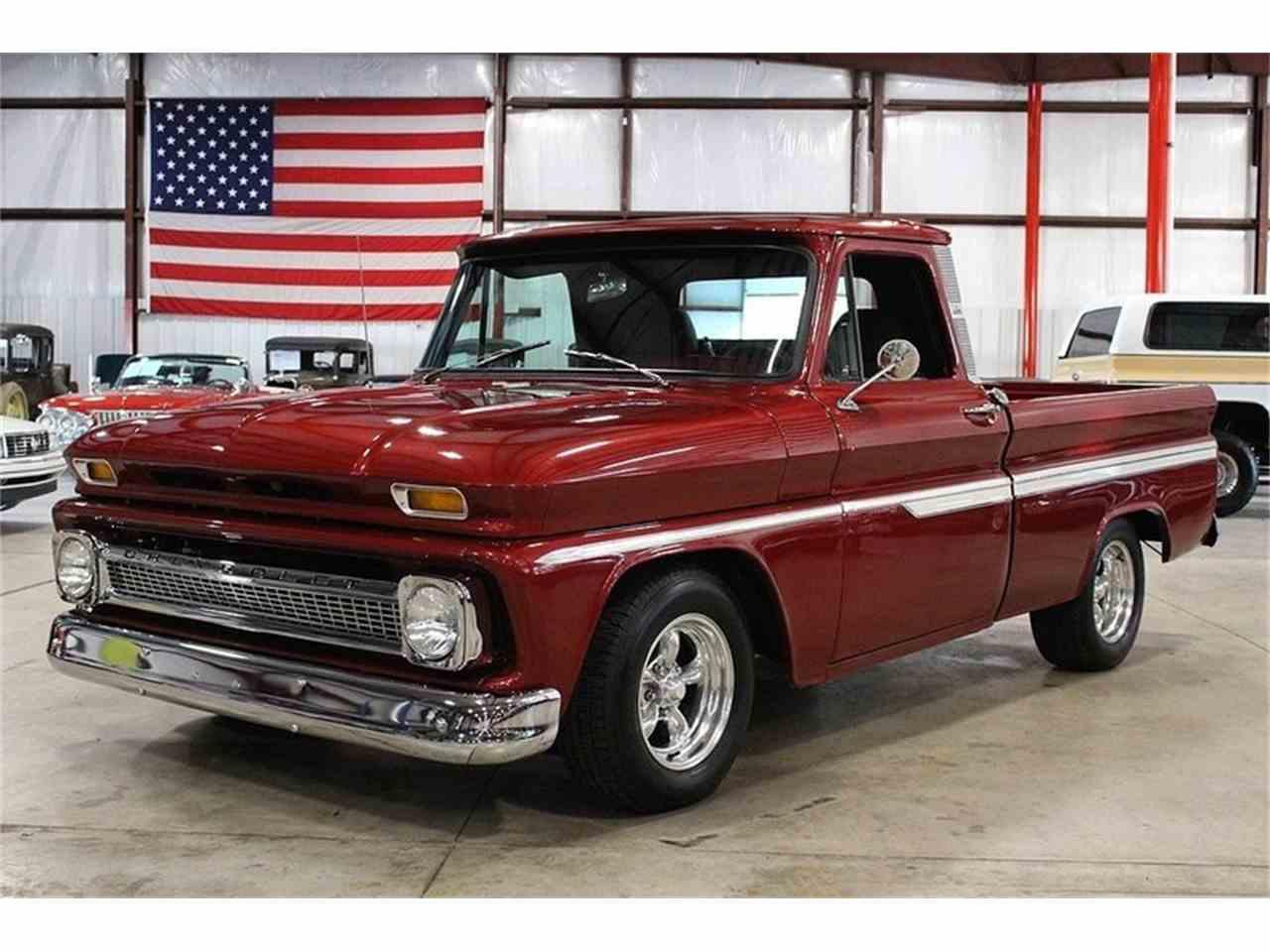 1964 gmc pickup for sale cc 1032313. Black Bedroom Furniture Sets. Home Design Ideas