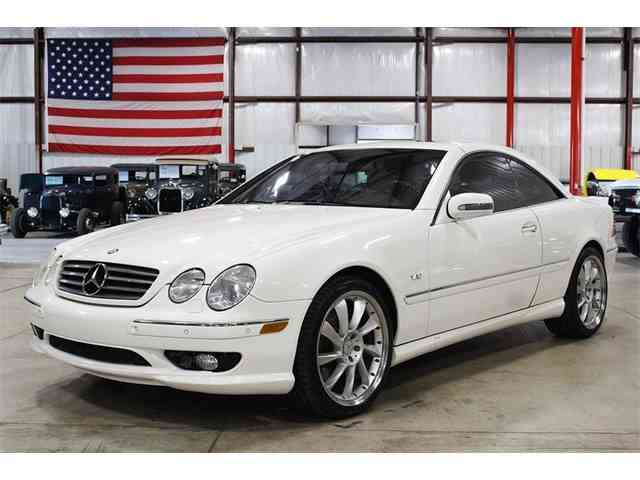 2002 Mercedes-Benz CL600 | 1032317