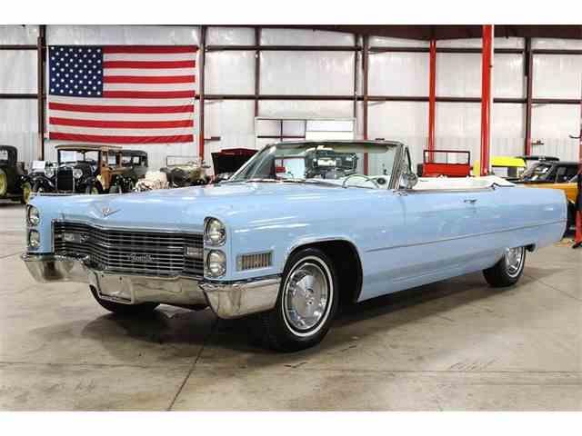 1966 Cadillac DeVille | 1032326