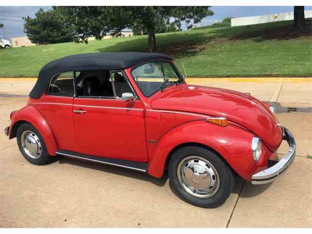1971 Volkswagen Super Beetle | 1030233