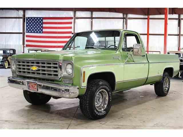 1976 Chevrolet K-10 | 1032330