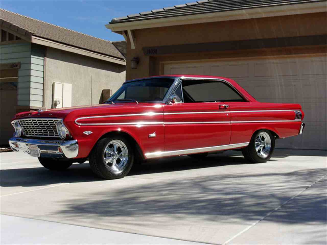 Trucks Under 5000 >> 1964 Ford Falcon Futura for Sale | ClassicCars.com | CC-1032336