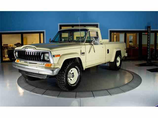 1984 Jeep J-Series J-10 | 1030235