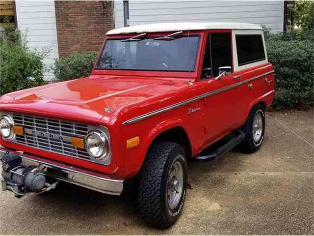 1974 Ford Bronco | 1032351
