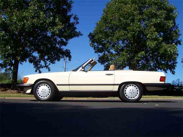 1989 Mercedes-Benz 560SL | 1032361