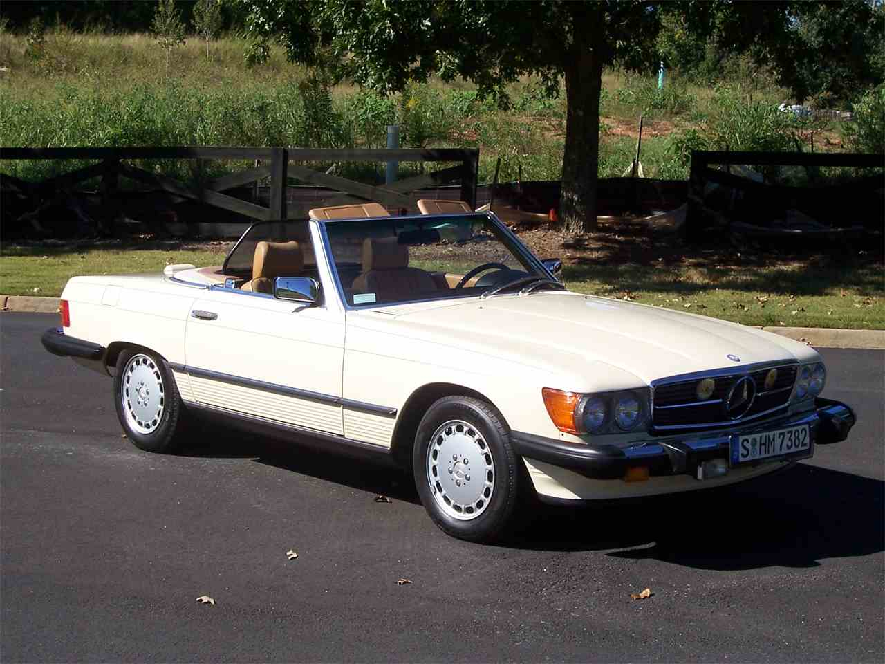 Large Picture of '89 560SL - M4KP