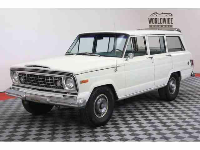 1974 Jeep Wagoneer | 1030237