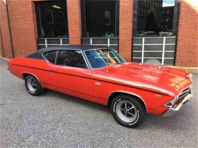 1969 Chevrolet Chevelle | 1032370