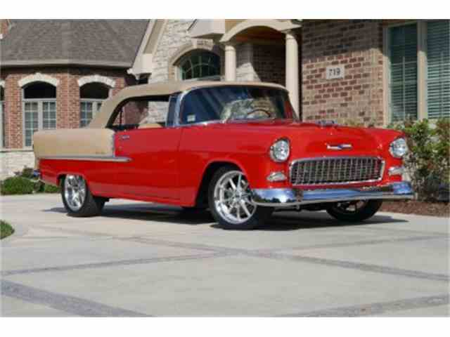 Picture of '55 Bel Air - M4KZ
