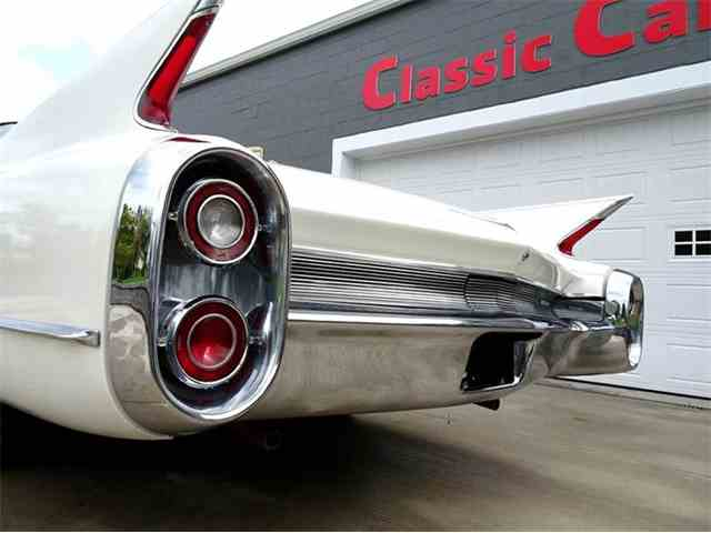1960 Cadillac DeVille | 1032373