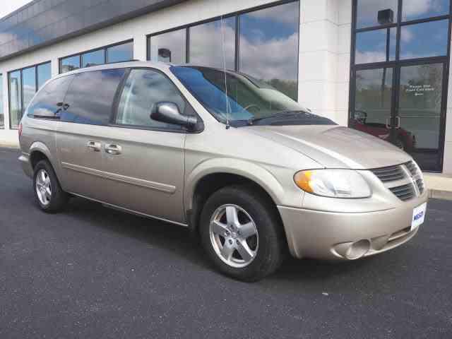 2007 Dodge Grand Caravan | 1032378