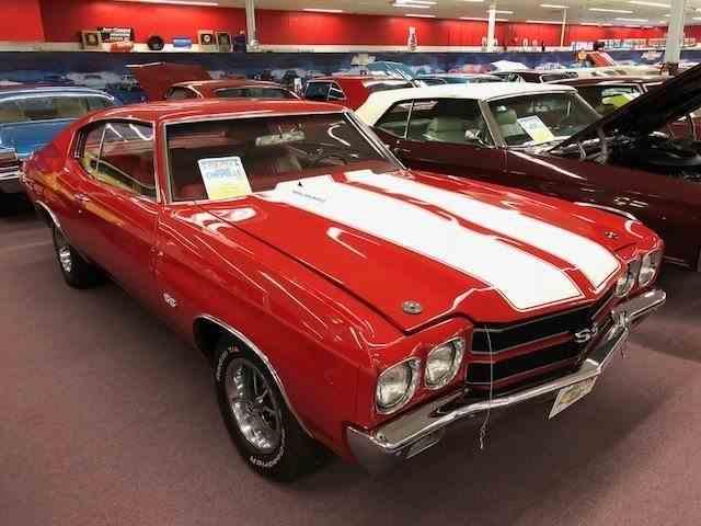 1970 Chevrolet Chevelle SS | 1032384