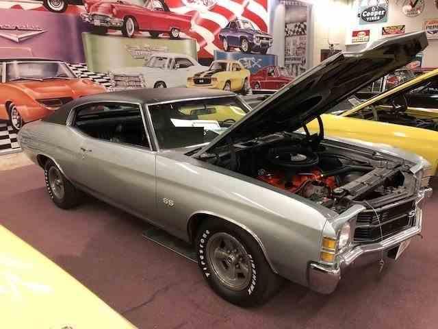1971 Chevrolet Chevelle SS | 1032385