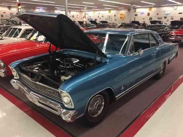 1966 Chevrolet Nova   1032387