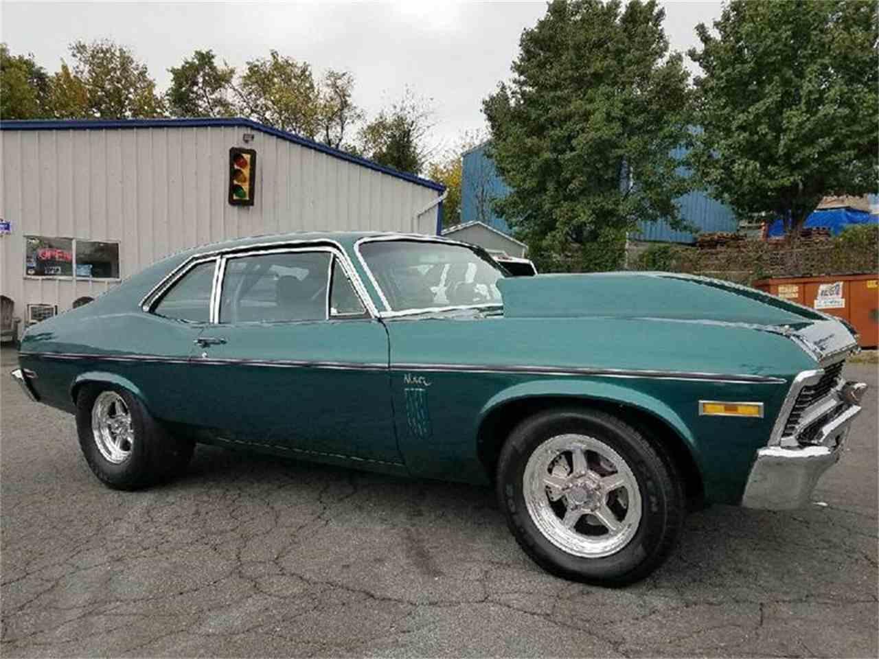 1971 Chevrolet Nova for Sale - CC-1032388