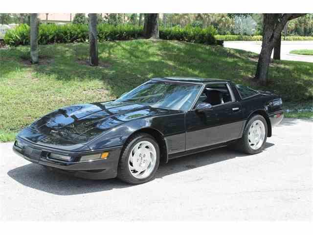 1995 Chevrolet Corvette | 1032397