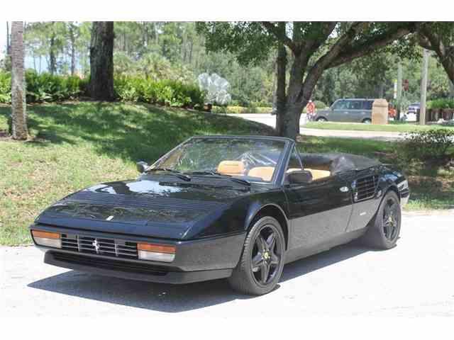 1986 Ferrari Mondial   1032398