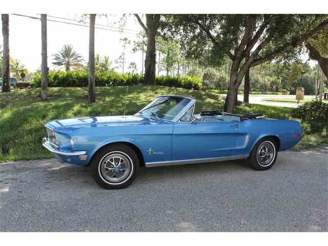 1968 Ford Mustang | 1032403
