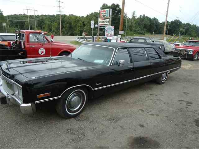 1973 Chrysler Newport | 1032407