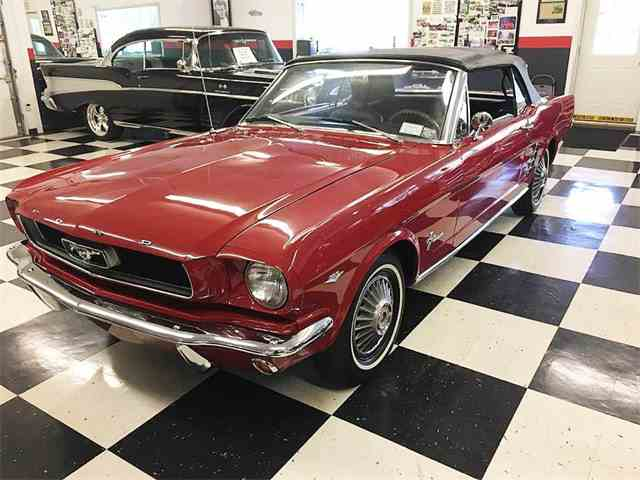 1966 Ford Mustang | 1032418
