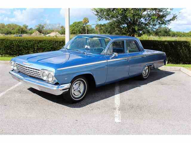 1962 Chevrolet Bel Air | 1032425