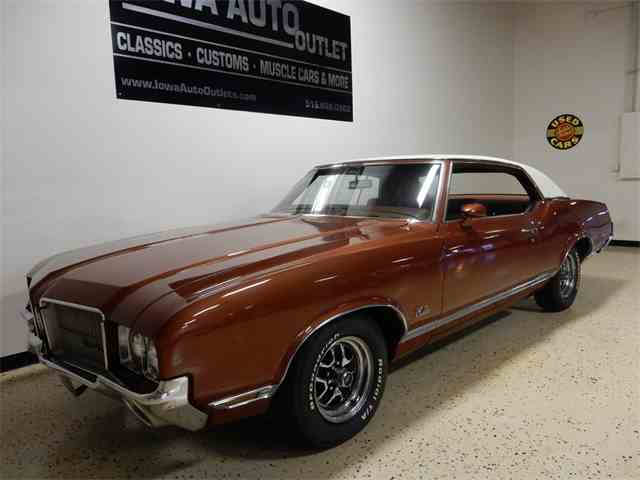 1971 Oldsmobile Cutlass Supreme | 1032429
