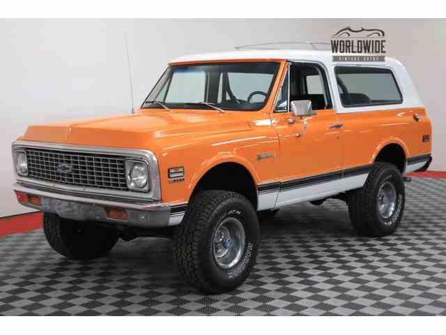 1972 Chevrolet Blazer | 1030243