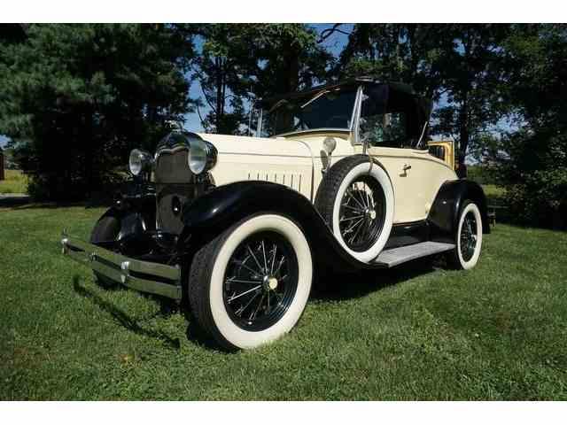 1929 Ford Model A Replica | 1032430