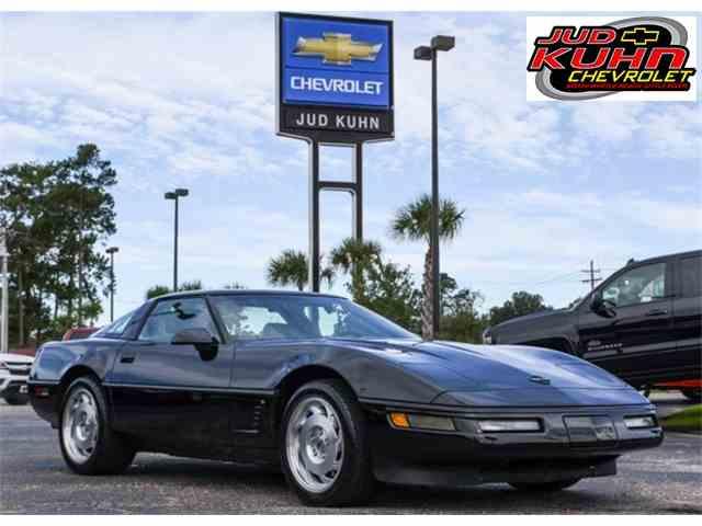 1995 Chevrolet Corvette | 1032436