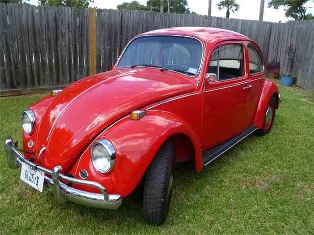 1967 volkswagen beetle for sale on 12 available. Black Bedroom Furniture Sets. Home Design Ideas