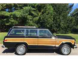 1985 Jeep Wagoneer for Sale - CC-1032449
