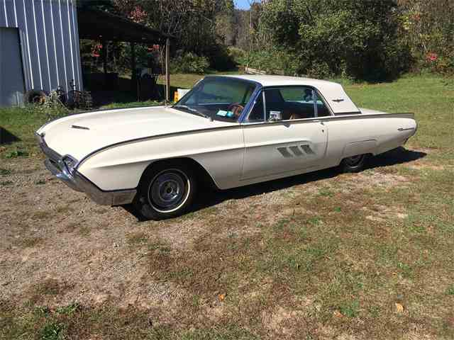 1963 Ford Thunderbird | 1032457