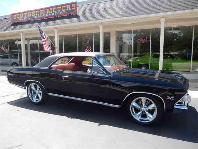 1966 Chevrolet Chevelle SS | 1032460